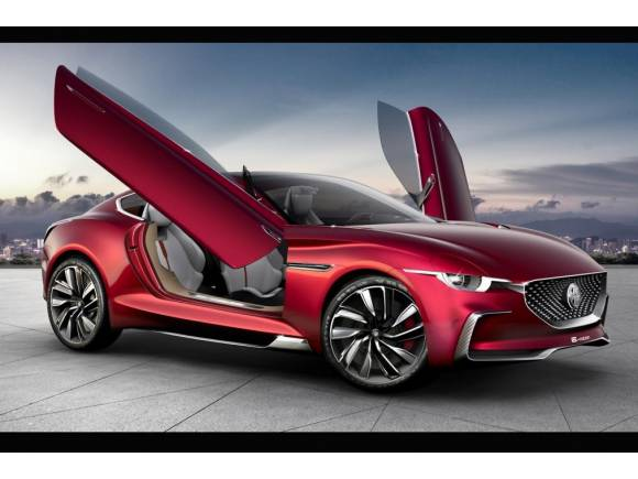 MG E-Motion, el futuro de una marca que intenta resurgir