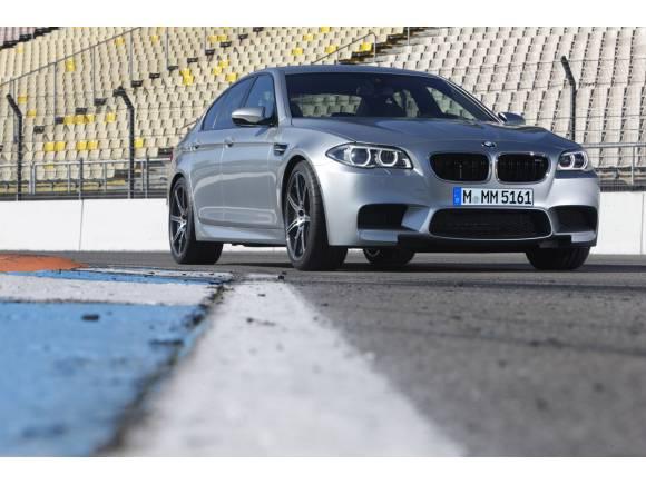 Nuevo BMW M5 2013: ahora hasta 575 CV de potencia