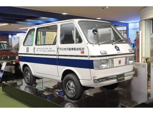 Suzuki Carry Van Electric: cincuenta años del primer coche eléctrico de la marca