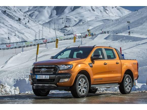 Nuevo Ford Ranger: Renovado por dentro y por fuera