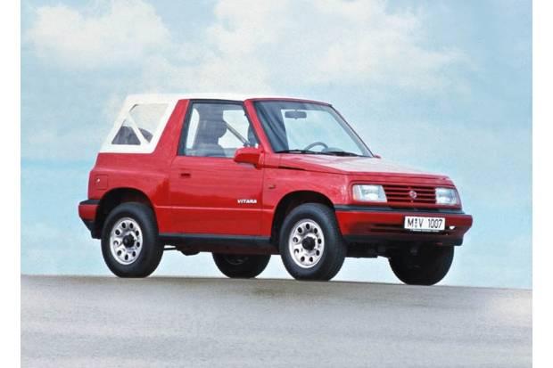 Treinta años para el Suzuki Vitara