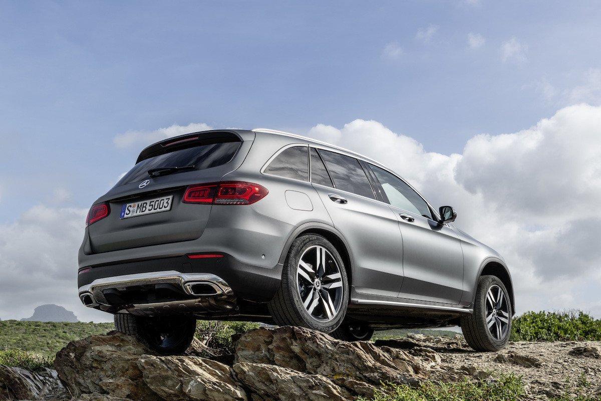Nuevo Mercedes GLC 2019