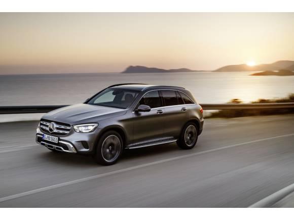 Nuevo Mercedes GLC 2019, actualizado a fondo