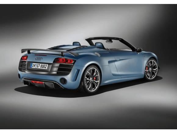 Audi R8 GT Spyder V10 FSI quattro: 333 para el mundo, sólo uno para España