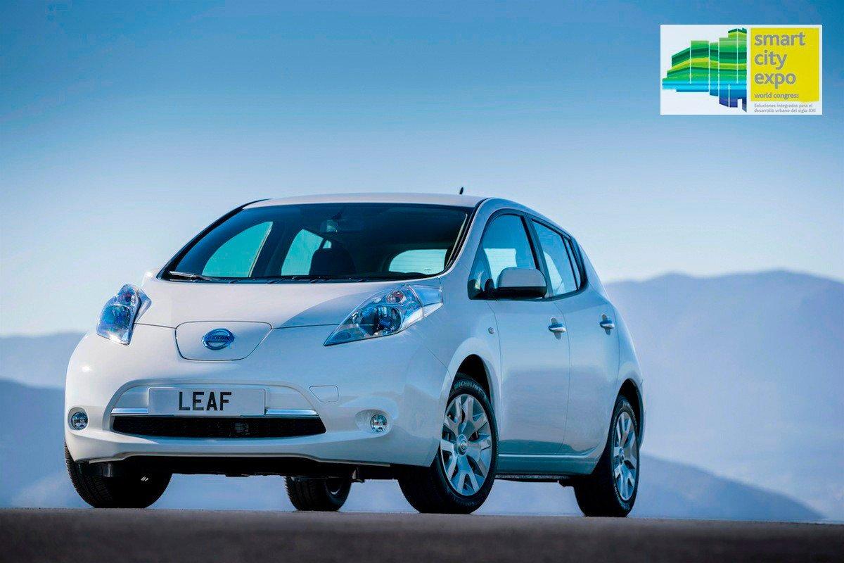 Nissan Leaf - Smart City Expo World Congress