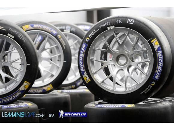 MICHELIN y los neumáticos ganadores en Le Mans