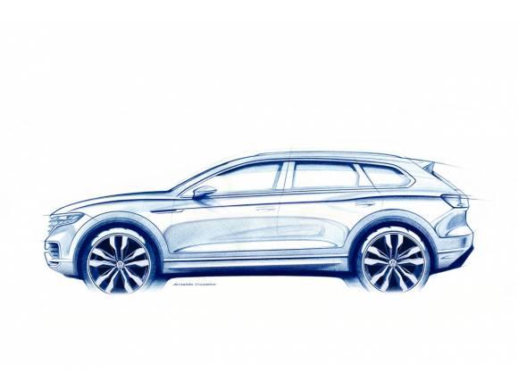 El nuevo Volkswagen Touareg se presentará en China