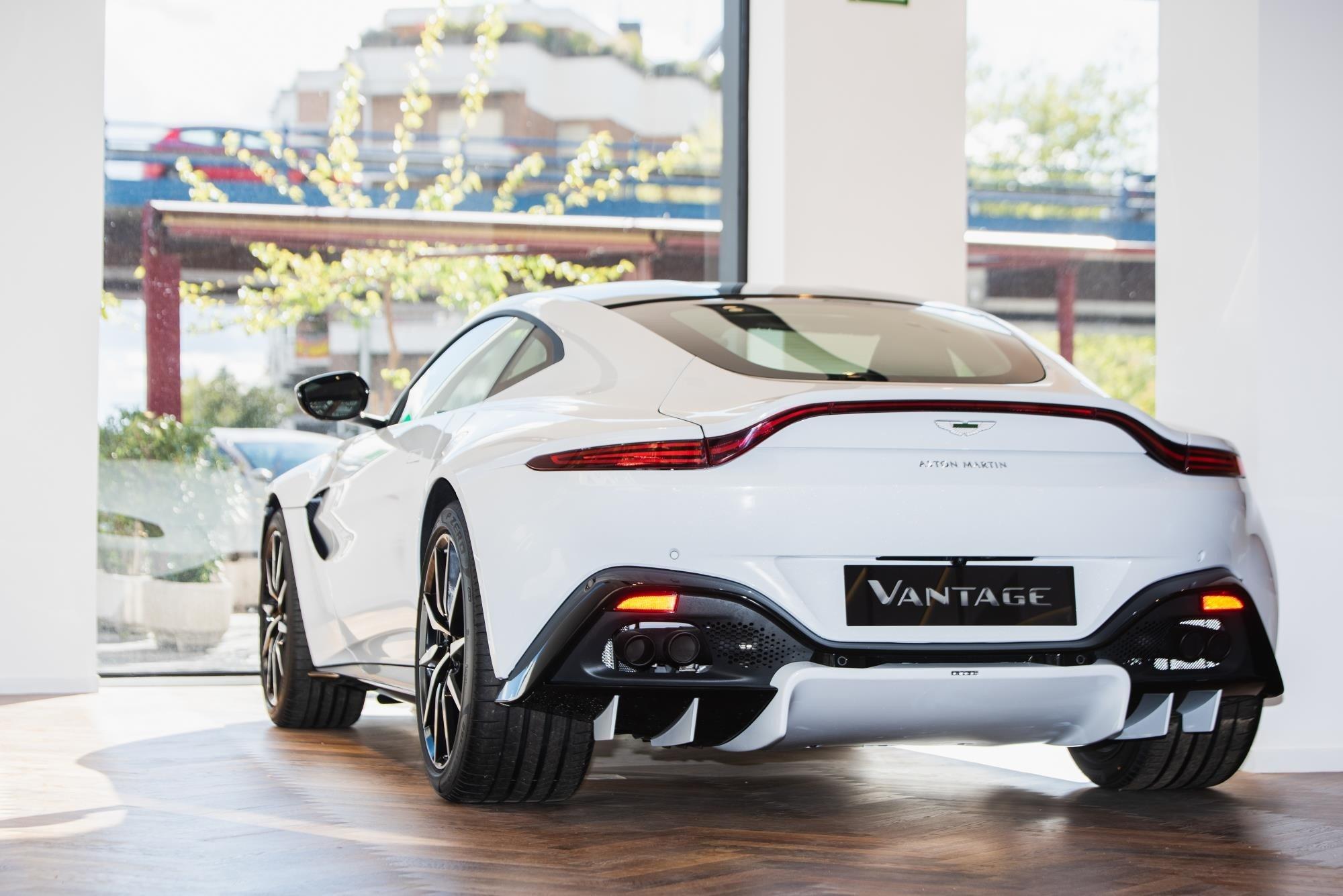 Aston Martin abre en Madrid