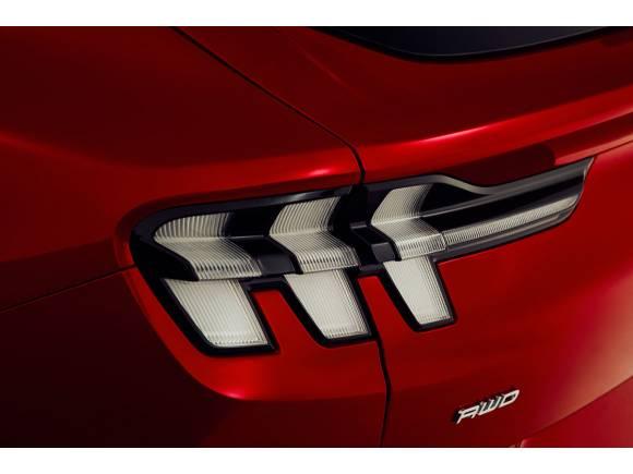 10 detalles curiosos sobre el Ford Mustang Mach-E