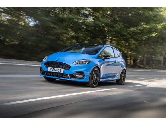 Ford Fiesta ST Edition: más madera, más deportividad