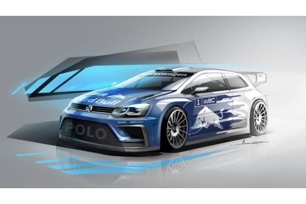 Volkswagen desvela los primeros datos del Polo WRC 2017