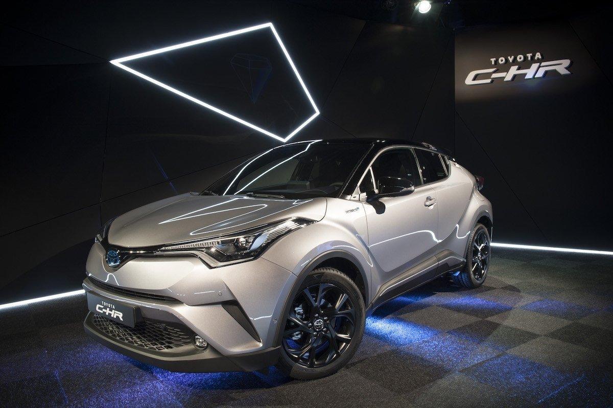 Toyota C-HR Launch Edition