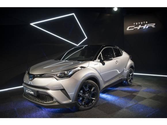 Toyota C-HR Launch Edition, 200 unidades ya a la venta