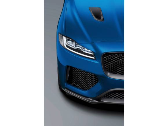 Jaguar F-Pace SVR a por el Macan y el Stelvio