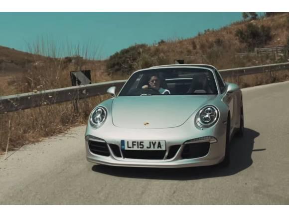 Porsche 911 Targa 4S Mayfair Edition: solo 10 en el mundo
