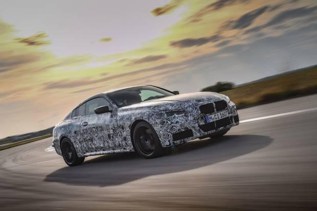 Primeras imágenes del BMW Serie 4