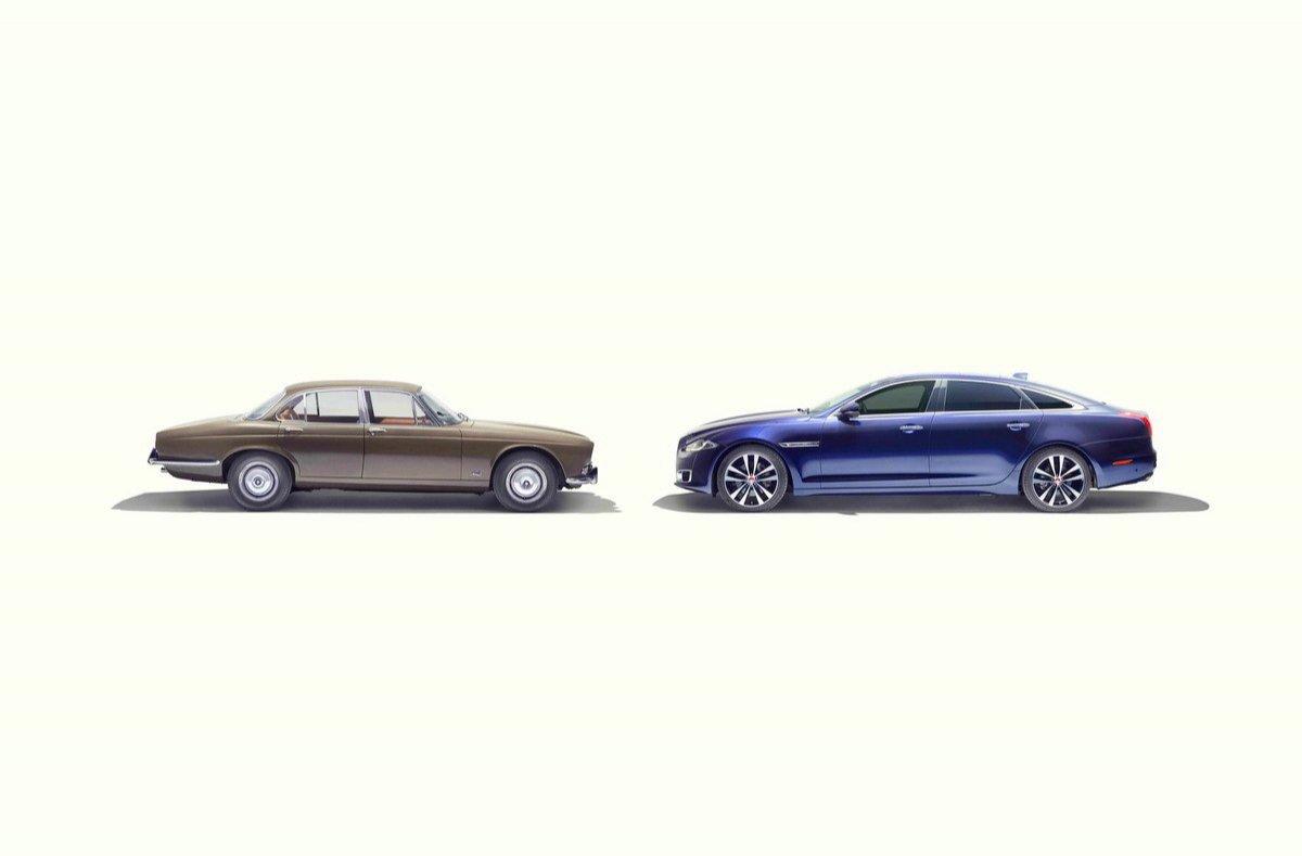 Nuevo Jaguar XJ 2019