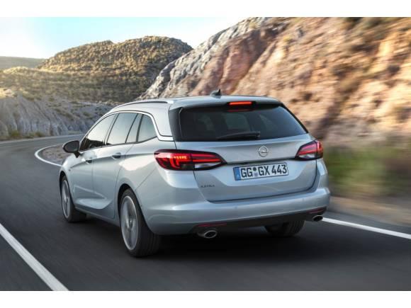Llega el nuevo Opel Astra Sports Tourer al Salón de Frankfurt