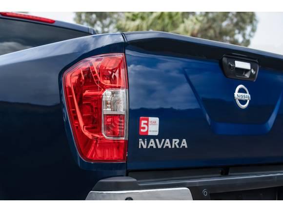Nuevos motores para el Nissan Navara 2019