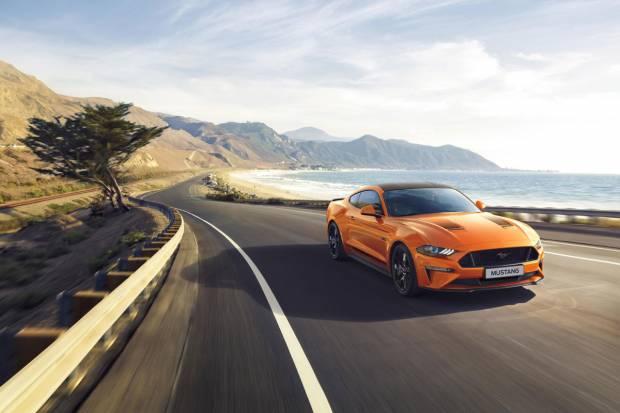 Nuevo Ford Mustang55, exclusivo para los europeos