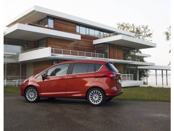 Ford B-Max: ¿Gasolina o Diesel?