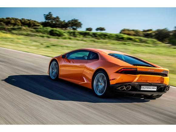 El Lamborghini Huracán se actualiza en 2016