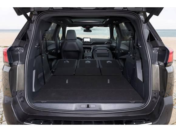Gama SUV de Peugeot: 5008, el espacioso