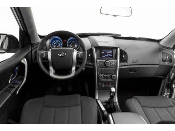La gama Mahindra se actualiza: KUV100 y XUV500 mejoran diseño y dotación