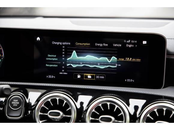Mercedes Clase B 250e: el compacto ahora es híbrido enchufable