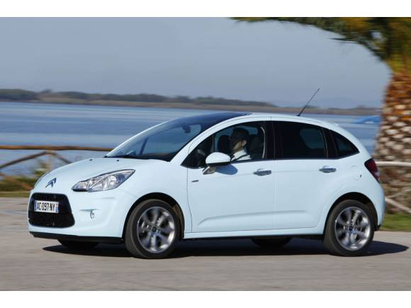 Precios de nuevo Citroën C3