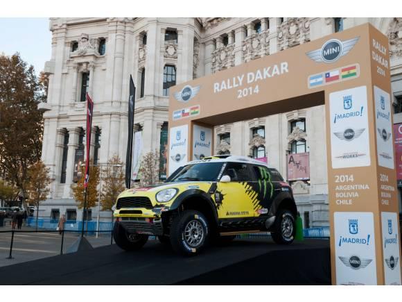 Dakar 2014. MINI quiere su tercer Dakar