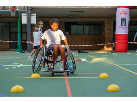 FCA Autonomy acerca el deporte adaptado y la movilidad a los colegios