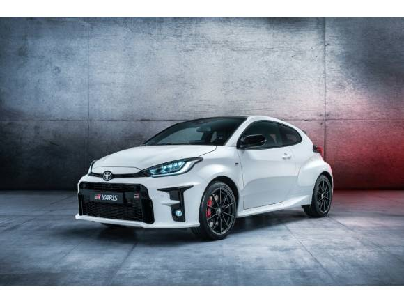 Toyota GR Yaris: ya disponible para reservas