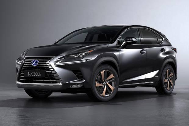 Salón de Shanghái 2017: pequeños cambios para el Lexus NX
