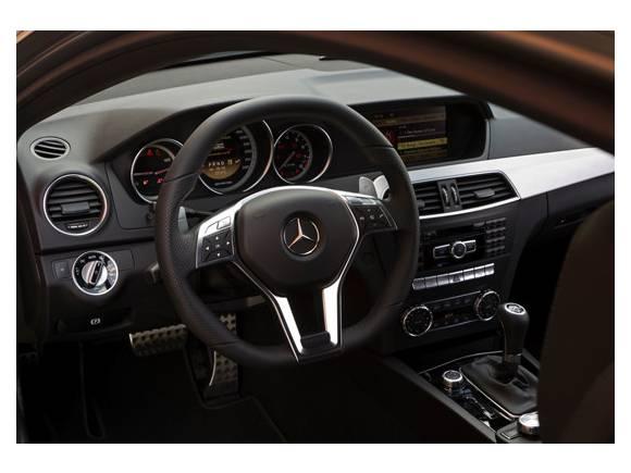 Mercedes C 63 AMG Coupé – Prueba en circuito