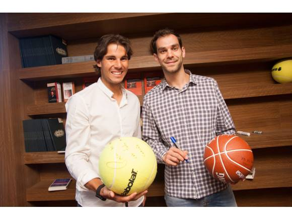 Jaume Munar y Dani Díez, nuevos embajadores de Kia