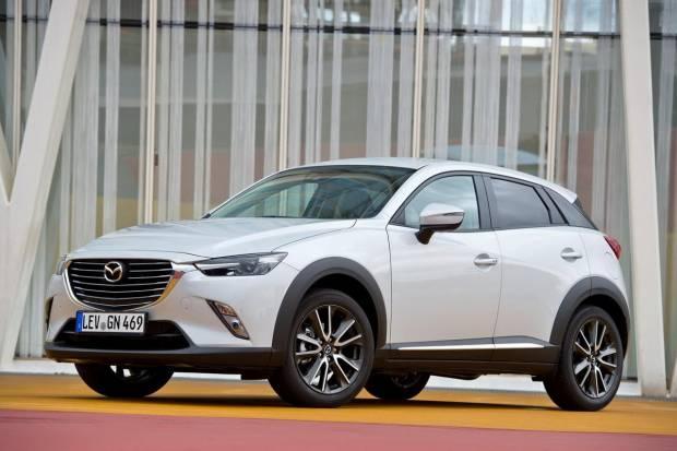 Nuevo Mazda CX-3