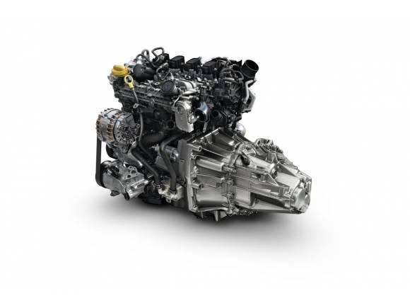 Nuevo motor 1.3 TCe para el Dacia Duster