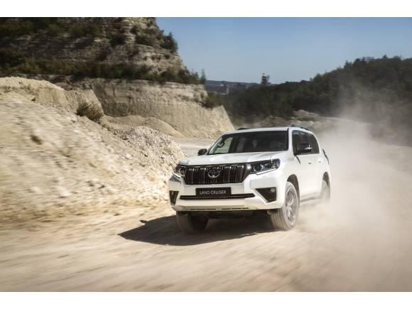 Toyota Land Cruiser 2021: más tecnología y nivel de acabado