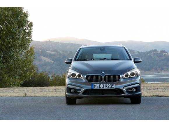 BMW Serie 2 Active Tourer, listo para el Salón de Ginebra