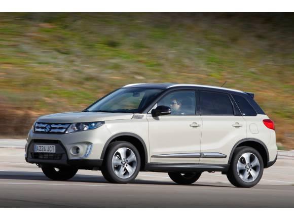 Prueba 10 Suzuki Vitara 1.6 D, un diésel muy económico