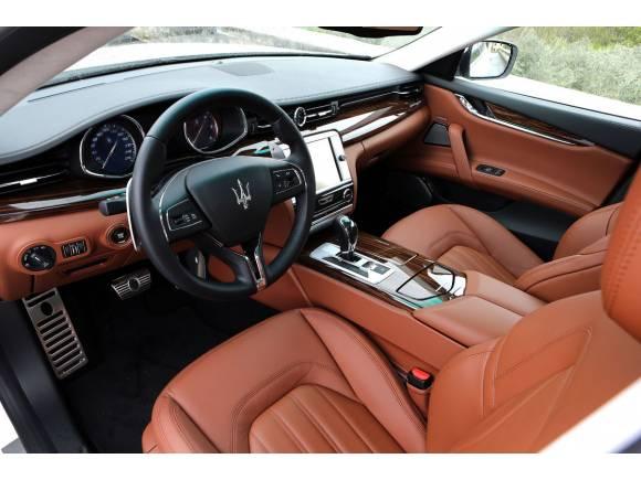 Precio para España del Maserati Quattroporte Diesel