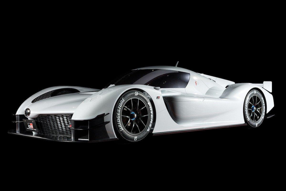 Toyota GR Super Sport Concept WEC