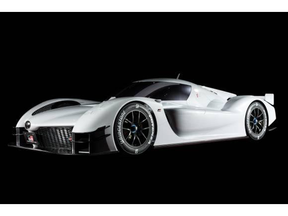 Toyota GR Super Sport Concept, 1000 CV híbridos