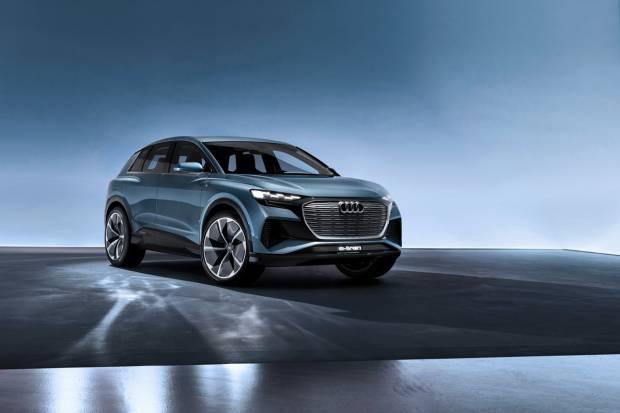 Audi Q4 e-tron concept: el quinto modelo eléctrico