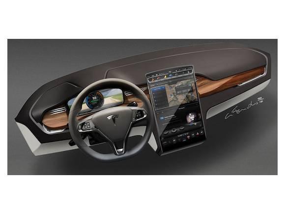 Prototipo: Tesla Model X, la marca de coches eléctricos amplía su gama