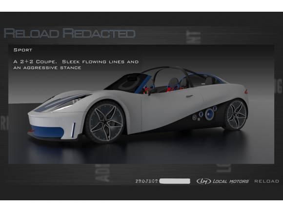 Local Motors fabricará los primeros coches con impresoras 3D