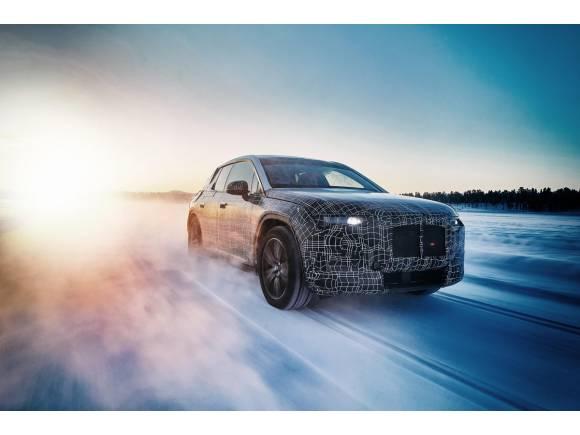 Descubrimos los próximos BMW eléctricos: iX3, i4 e iNEXT