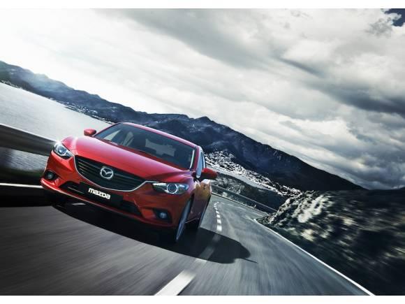 Precios del nuevo Mazda 6: desde 27.180 Euros