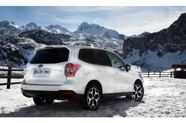 Vídeo: Nuevo Subaru Forester 2013